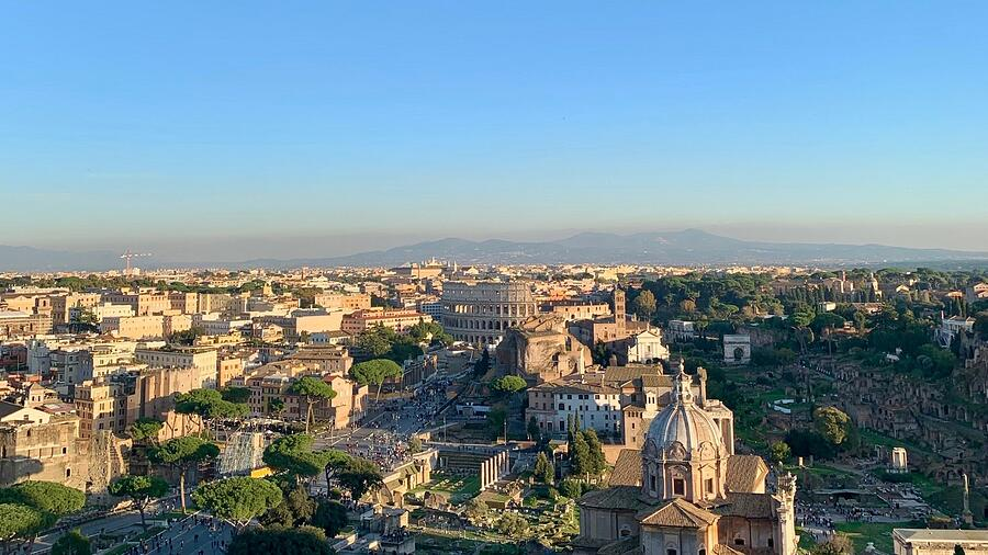 1 Itinerary for Rome