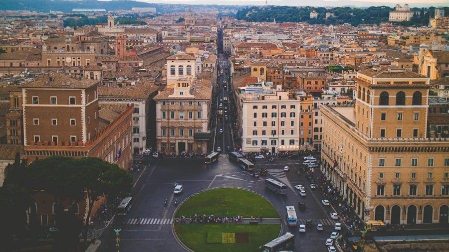 15 Piazza Venezia