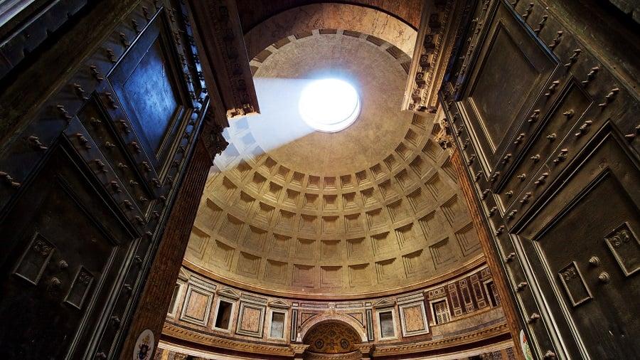 19 The Pantheon