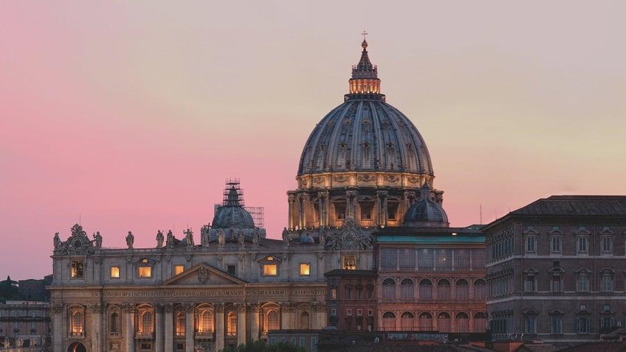 26 Vatican City