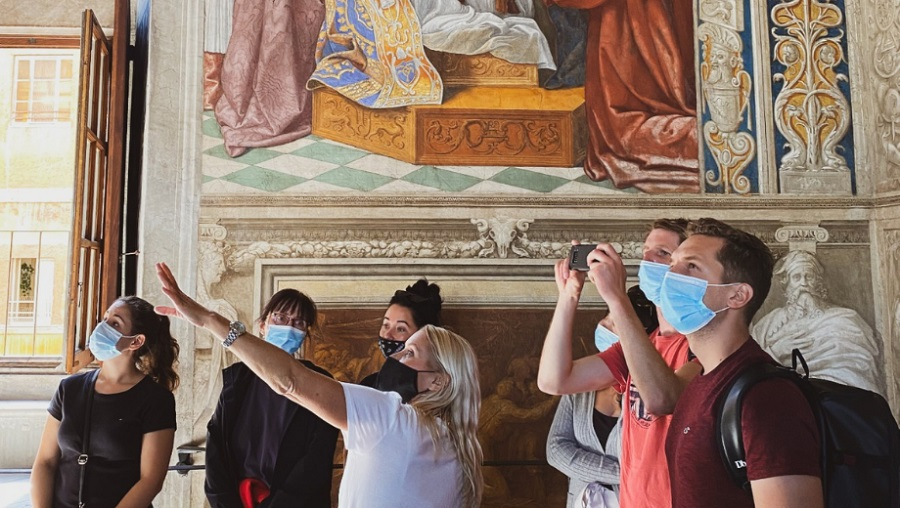 28 Vatican Museums Carpe Diem Tour