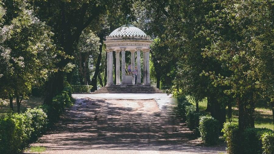 32 Villa Borghese