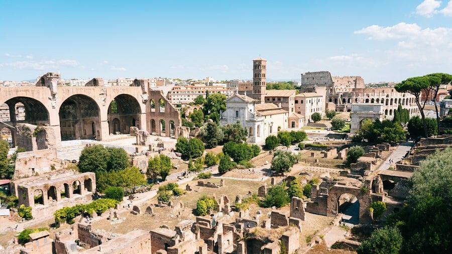 6 Roman Forum