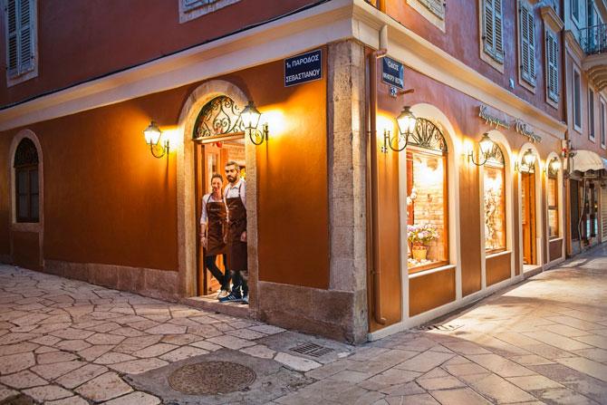 How to eat your way around Corfu