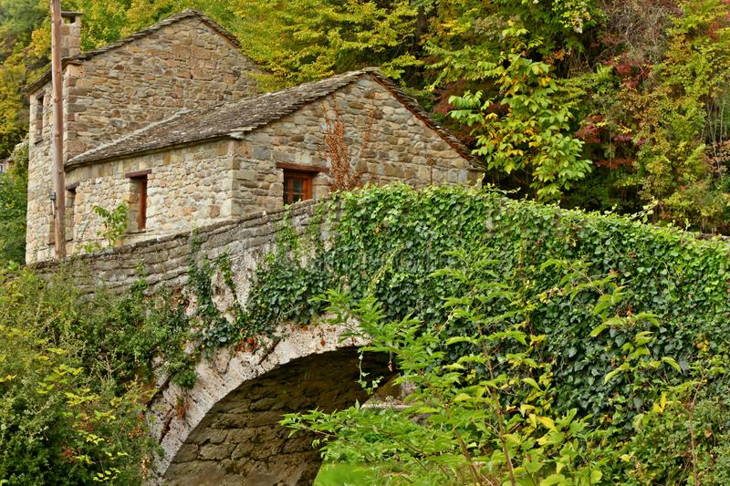 old-stone-bridge-zagori-region-epirus-greece-one-many-to-find-picturesque-mountainous-prefecture-northern-113981511
